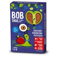 Bob Snail jabłko borówka 60g