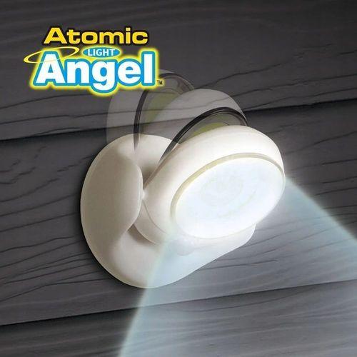 Lampa LED bezprzewodowa zewnętrzna z czujnikiem ruchu ATOMIC LIGHT na Arena.pl