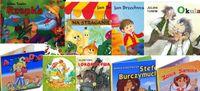 Klasyka bajek dla dzieci 10 kartonowych książek ok