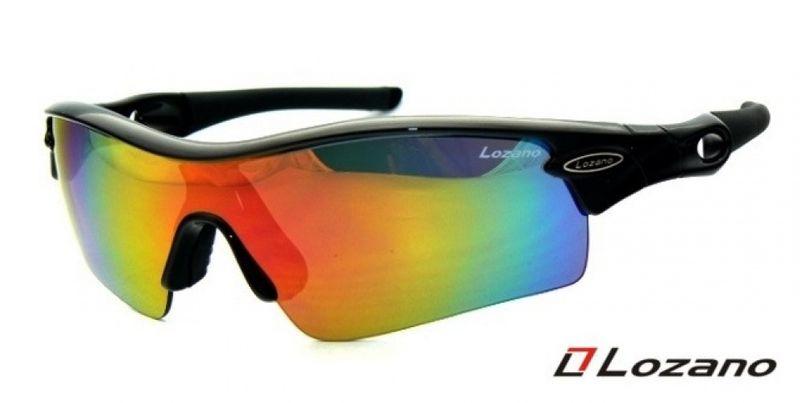 Okulary lozano lz-108 wymienne szkła polaryzacja zdjęcie 4