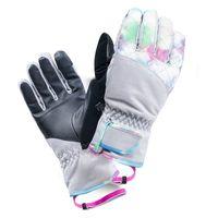Damskie rękawice narciarskie Hi-Tec Lady Huni zimowe snowboardowe rozmiar L/XL