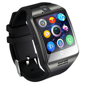 Smartwatch Zegarek Q18  GPS, Dyktafon, Aparat