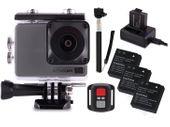 Kamera sportowa OVERMAX ACTIVECAM 5.1 4K WiFi + kij + pilot + baterie