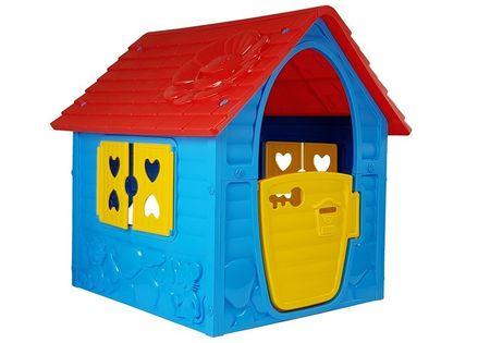 Domek ogrodowy plastikowy dla dzieci