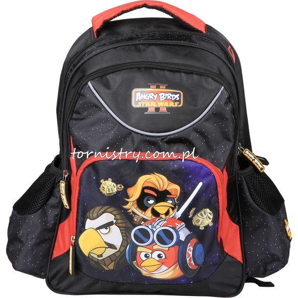 f6ee9e5cb63f9 Plecak szkolny Star Wars Angry Birds (90572) • Arena.pl