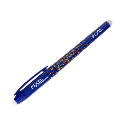 Długopis ścieralny wymazywalny niebieski Pixel zdjęcie 1