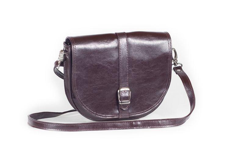 c92dd51e89813 Skórzana damska torebka na ramię