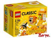 LEGO® 10709 Classic - Pomarańczowy zestaw kreatywny