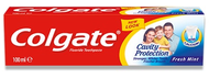 Colgate Pasta Do Zębów - Cavity Protection Fresh Mint - 100 Ml