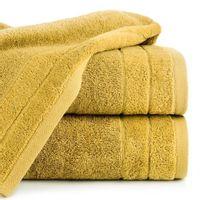 Lumarko Ręcznik DAMLA 70x140cm musztardowy