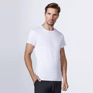 Koszulka sportowa techniczna Camimera biała L