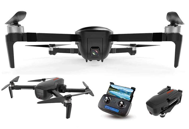 Dron CSJ-X7 Kamera 4K 5G Wifi GPS Śledzenie Funkcja Zawisu Z446 zdjęcie 10