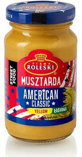 Musztarda American Classic Street Food 200g