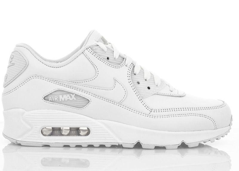 sports shoes e621c db576 Nike Air Max 90 Leather (302519-113)44.5 zdjęcie 2