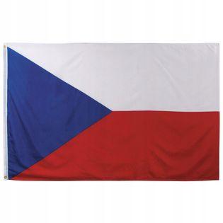 Flaga na maszt 90 x 150 cm Czechy