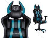 Fotel obrotowy gamingowy kubełkowy gracza DIABLO X-ONE HORN ORYGINALNY