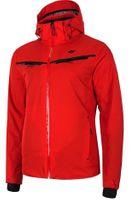 Kurtka narciarska męska 4F czerwona H4Z19 KUMN007 62S L