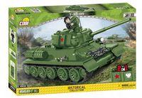 Cobi Klocki WW2 (kolekcja historyczna) T-34/85 - radziecki czołg średni