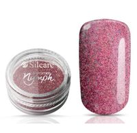 Silcare pyłek do manicure Shimmer Nymph Pink 3g