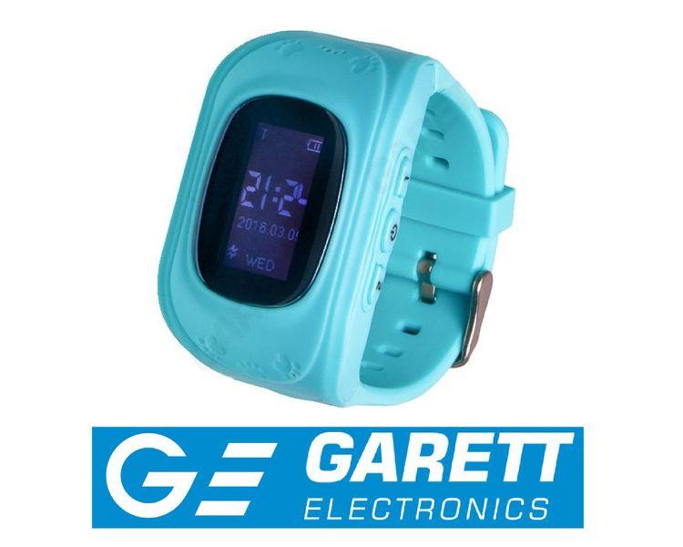 SmartWatch Zegarek Garett Kids1 GPS IP54 SOS GSM zdjęcie 1