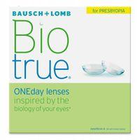 Soczeweki Biotrue ONEday for Presbyopia, 90 szt.