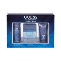 Guess Seductive Blue Homme Zestaw EDT Spray 100Ml + Żel Pod Prysznic 200Ml + Dezodorant Spray 226Ml