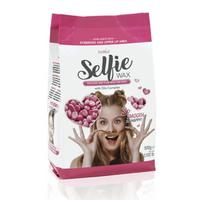 ITALWAX Selfie Wax delikatny wosk niskotemperaturowy do depilacji twarzy 500g