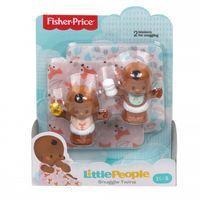 Little People Figurki Bliźniaki bobasy + akcesoria AA
