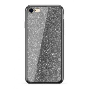 Etui Nakładka Electro Glitter  IPHONE 7/ 8 Czarny