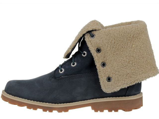 Timberland 6 In Shearling Junior 1690A - 37 zdjęcie 7
