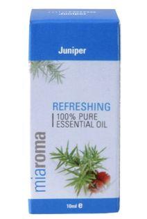 Miaroma Juniper olejek jałowcowy - 10 ml. Holland & Barrett