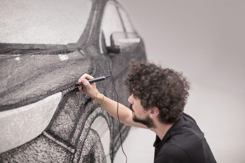 Długopis 3D Pen v2 DRUKARKA filament PLA DOODLER WYSYŁKA 24H na Arena.pl