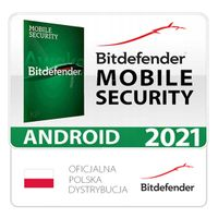 BitDefender Mobile Security for Android / 1Rok