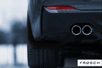 Chlapacze błotochrony przód VW Touareg III 2018-