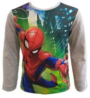 T-Shirt Spider-Man 3 lata r98 Licencja Marvel (RH1046 Grey 3Y)