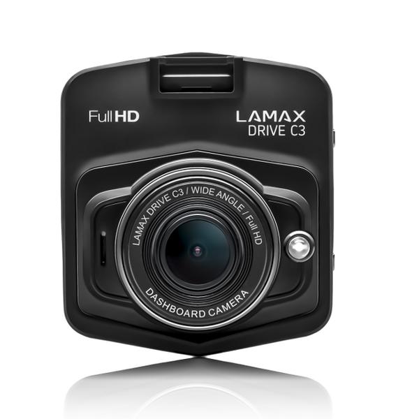 Lamax Drive C3 Rejestrator jazdy trasy FullHD zdjęcie 4