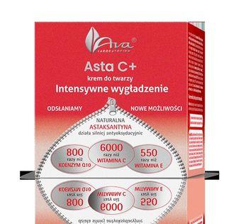 Ava Asta C+ Intensywne Wygładzanie Krem Na Noc