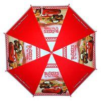 Parasol automatyczny Cars Auta Licencja Disney (5902605115187 Red)