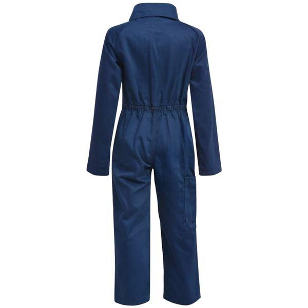 Dziecięcy kombinezon, rozmiar 98/104, niebieski zdjęcie 4