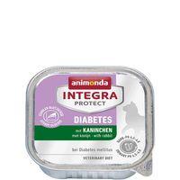 Animonda Integra Protect Diabetes Szalki Z Królikiem 100 G