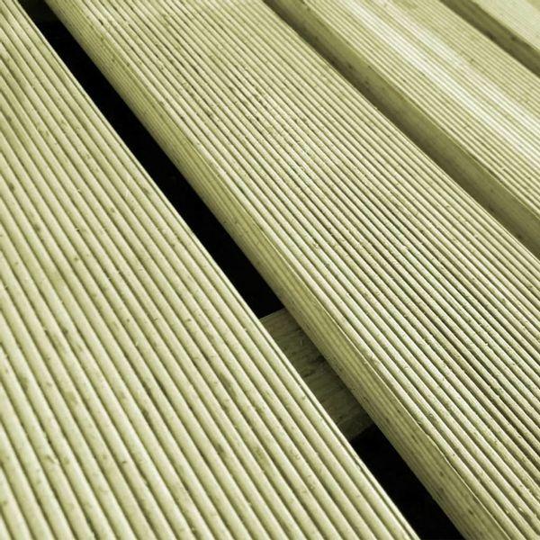 Płytka Płytki Tarasowe Drewniane Zestaw 25 Sztuk 50x50cm