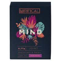 Komplet 5 Joint'ów Mirifical Pre-Rolls Premium CBD 0,7g Harlequin Mind univ