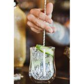 Szklanki Termiczne z Podwójną Ścinaką Kawa Diamante 300ml 6 sztuk zdjęcie 4