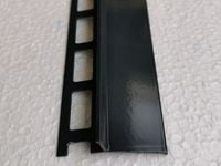 Listwa balkonowa okapowa tarasowa 44mm grafitowa 2.5m