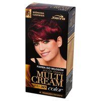 Multi Cream Color farba do włosów 35 Wiśniowa Czerwień
