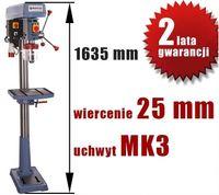 WIERTARKA STOŁOWA SLUPOWA KOLUMNOWA DO METALU MAKTEK DP43020F 25 mm EWIMAX