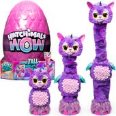 Hatchimals HatchiWOW maskotka interaktywna Spin Master