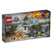 KLOCKI LEGO 75927 JURASSIC PARK UCIECZKA Z LABORATORIUM ZE STYGIMOLOCHEM