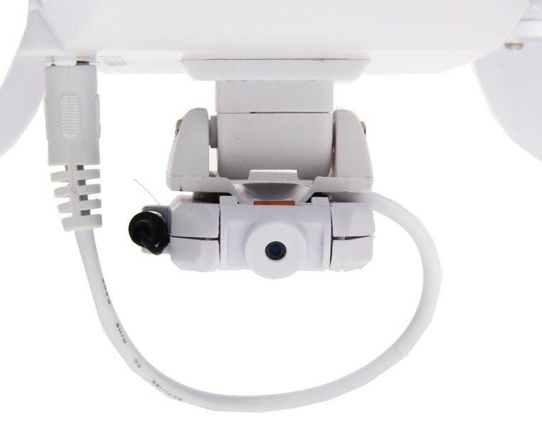 DRON TYPHON X15 z Kamerą WiFi na telefon 4000mAh (2xAku) Z184Z zdjęcie 9