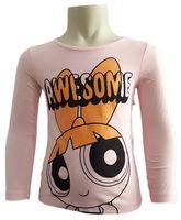 T-Shirt Bluzka Atomówki r128 Licencja Cartoon Network (RH1399 Pink 8Y)